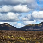 The views from Timanfaya National Park coach tour