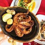 Octopus makes me happy.