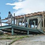 Rebuilding Hog Heaven after Irma