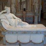 The ever-shy Pauline Borghese (Bonaparte)