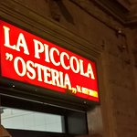 Photo of La Piccola Osteria
