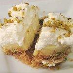 Ekmek - Greek dessert was very nice - Brousko (13/Apr/18).