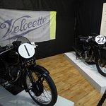 Velocette bikes from the TT