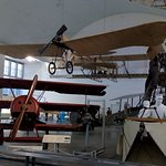 Small part of WW1 & Wright brothers plane.