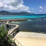 Visit Cerf Island resort  In the Seychelles