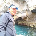 our quide to the  Blue Grotto
