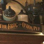 Foto de Frog and Onion Pub