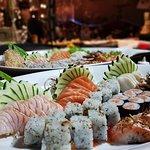 Rodizio de Sushi