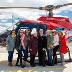 Family Reunion with Chicago Helicopter Experience