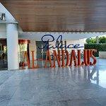 Silken Al-Andalus Palace Hotel