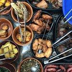 opcoes de pratos quentes
