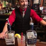Mark makes the best Sloe Gin ever!
