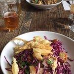 Pork Belly Salad - delicious