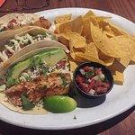 Fish tacos at Salt Life