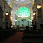 It is a well maintained beautiful church close to the beach