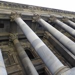 Columns of building