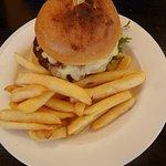Parmy Burger