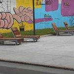 Cidade Velha: grafite
