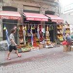 Cidade Velha: mercado