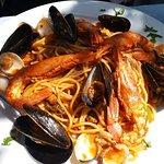 Agkyra Fish Restaurant Foto