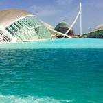 Thoroughly enjoyed a visit to Oceanographic and City of the Arts and Science Centre in Valencia.