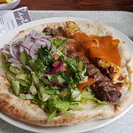 Mixed Kabab at Zaytoon.. Tasty!