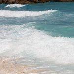 amazing water waves @ Grand Anse