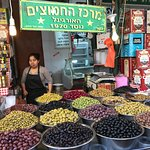 Photo de Carmel Market (Shuk Ha'Carmel)
