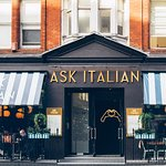 ASK Italian Wigmore Street front