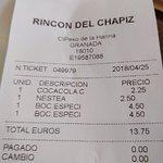 Foto de El Rincón del Chapiz