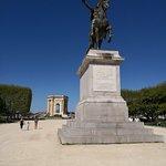 Foto de Porte du Peyrou