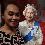 selfie with the Queen