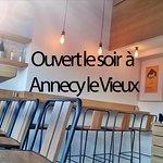 Ouvert le soir à Annecy-le-vieux