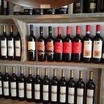 Wine at la casetta