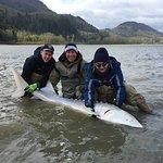 Foto van Great River Fishing Adventures