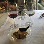 Wonderful Dessert and remains of Wonderful Wine