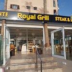 Bild från Royal Grill