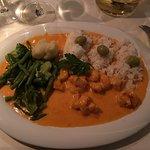 Ausgelöste Shrimps in toller Sauce