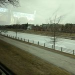 View of Rideau Canal in April