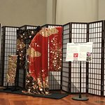 Special of 500 yen to try on a Kimono at Museum