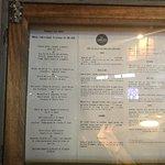 Super découverte :) plats savoureux et menu copieux qui permet de découvrir différentes recettes