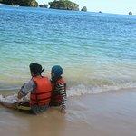 Photo of Sendang Biru Beach