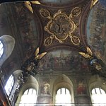 An example of the  amazing ceilings