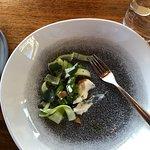 Asparagus locally grown.