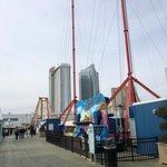 Steel Pier Amusement Park ภาพถ่าย