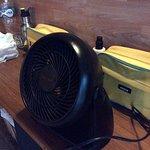 Minúsculo ventilador