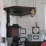 Beautiful old pulpit