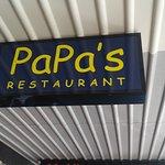 Foto de PaPa's Restaurant
