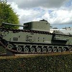 Museum of the Battle of Normandy resmi
