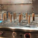La cuison des pâtes
